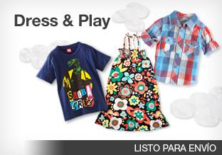 Dress & Play: más que moda para niños!