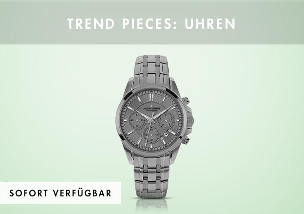 Trend Pieces: Uhren bis zu -75%