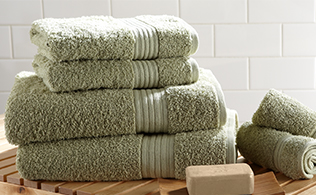 Spa-Worthy Towels