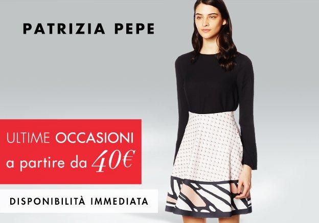 Patrizia pepe voga italia donne uomini e la moda per for Patrizia pepe italia
