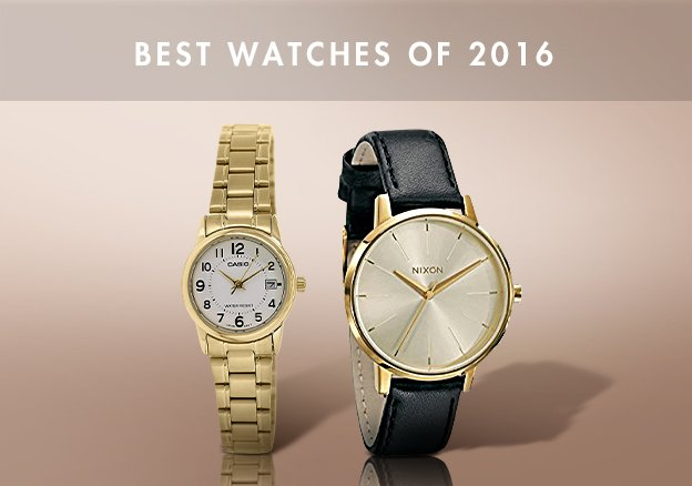 Best Watches of 2016