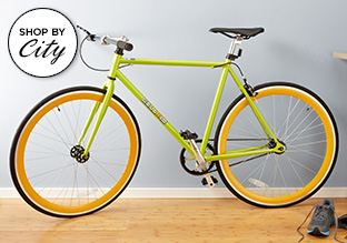 The Green Commute: Bicycles!