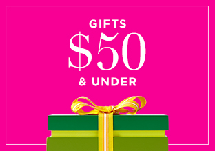 Gifts $50 & Under!