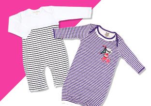 Buonista Stile: vestiti del bambino organico!