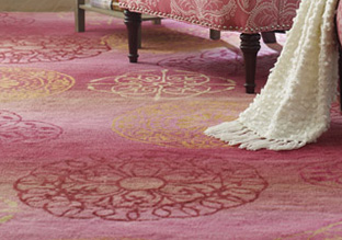 A Touch of Glamour: Chic Rugs!