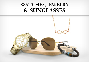 Best Sellers: Watches, Jewelry & Sunglasses