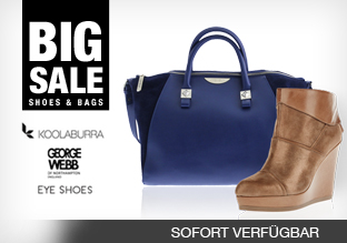 Big Sale: Fabulous Shoes & Bags