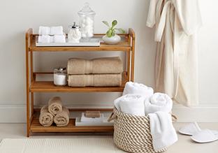 Fino al 70 % di sconto : Bagno Asciugamani e accessori!