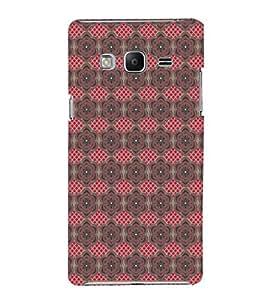 EPICCASE excited flowers Mobile Back Case Cover For Samsung Tizen Z3 (Designer Case)