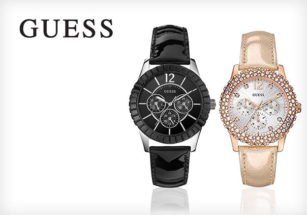 Guess: Watches & Jewelry!