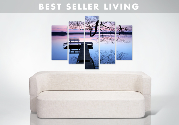 Best Seller Living!
