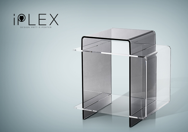 Transparent Mood: Iplex Design