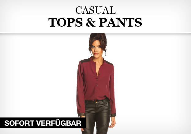 Casual Tops & Pants