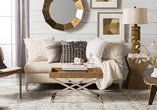 Fino al 70 % di sconto : mobili, tappeti e illuminazione!