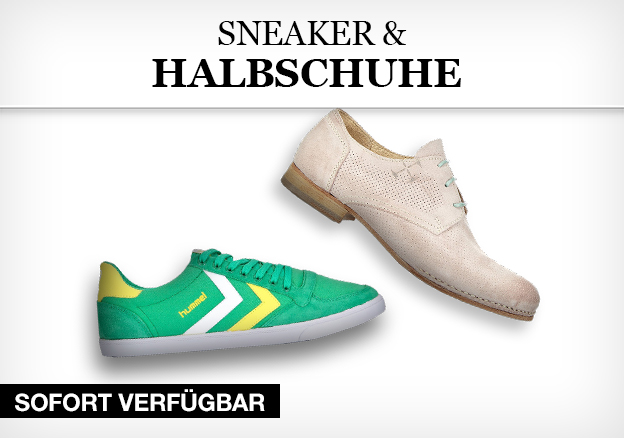 Sneaker & Halbschuhe