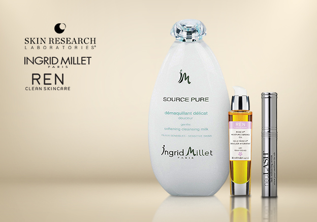Ren, Ingrid Millet, Skin Research