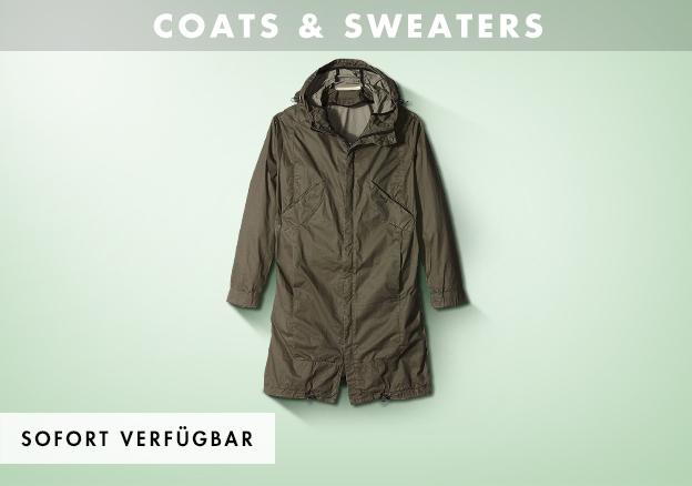 Coats & Sweaters