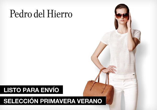 Pedro del Hierro mujer!