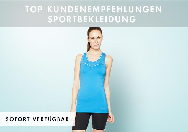 Top Kundenempfehlungen Sportbekleidung bis -76%