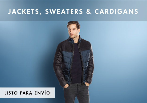 Jackets, Sweaters & Cardigans up to -70%