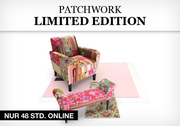 Nur 48 STD. Online Patchwork Limited Edition
