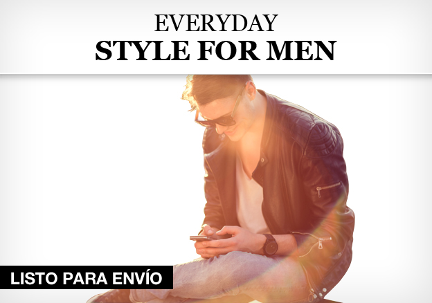 Everyday Style for Men