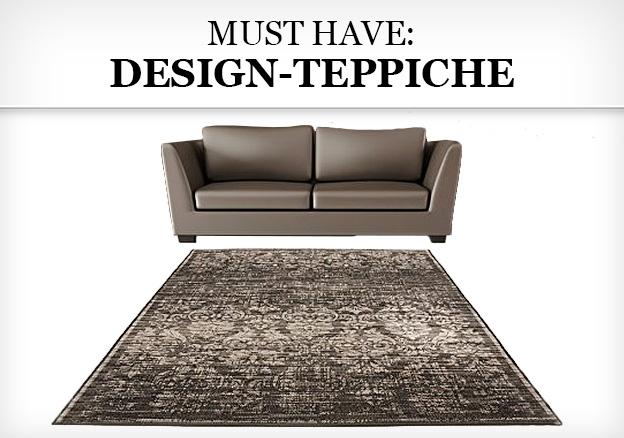 Must have: Design-Teppiche