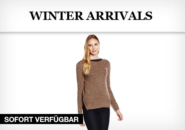 Winter Arrivals