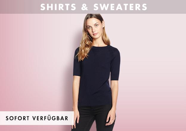 Shirts & Sweaters!