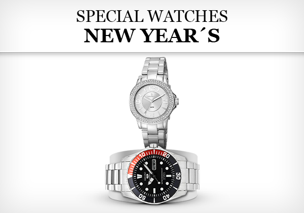 Special Watches New Year´s