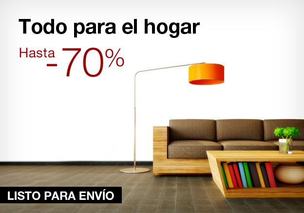 Tienda del hogar: hasta -70%