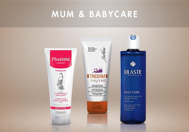 Mum & Babycare: Mustela, Rilastil, Bionike!