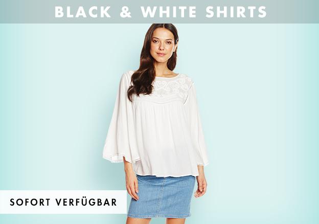 Black & White Shirts!