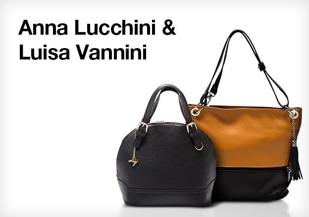 Del Design Marca Di Moda amp; Luisa E Lucchini Italiana Anna Vannini 0g8PSnqw