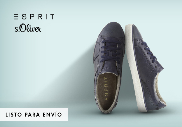 Esprit and s.oliver