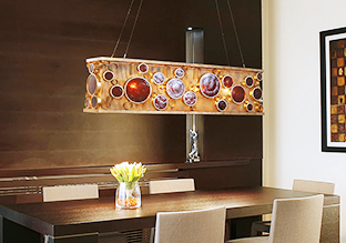 The Luxe Shop: Lighting!