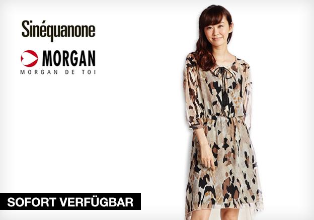 Sinéquanone & Morgan de Toi