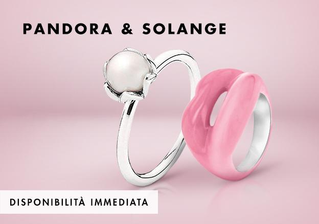 Pandora & Solange!