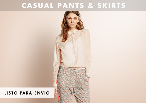 Casual Pants & Skirts!