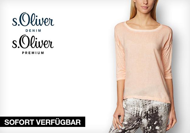 s.Oliver Denim & s.Oliver Premium