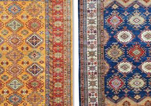 All about tapijten one of a kind voga italia donne uomini e la moda per bambini e - Eigentijdse high end tapijten ...