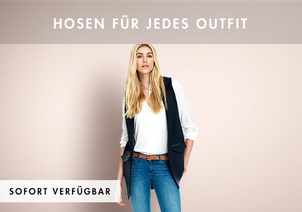 Hosen für jedes Outfit bis zu -69%