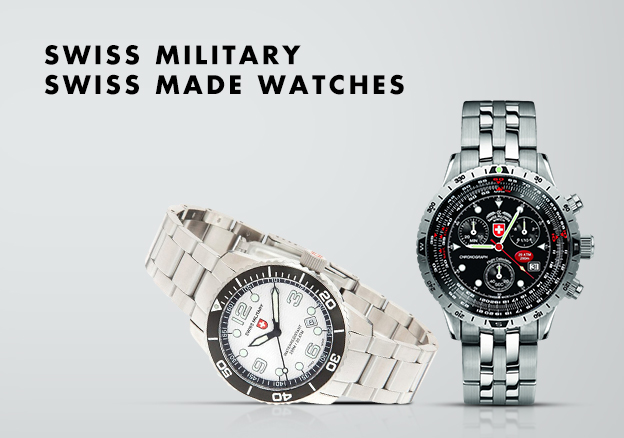 Swiss Military - Swiss Made Watches!