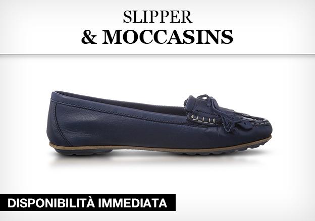 Slipper & Moccasins
