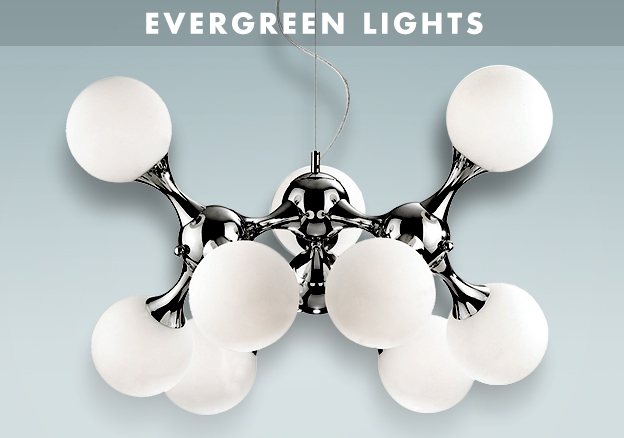 Evergreen Lights