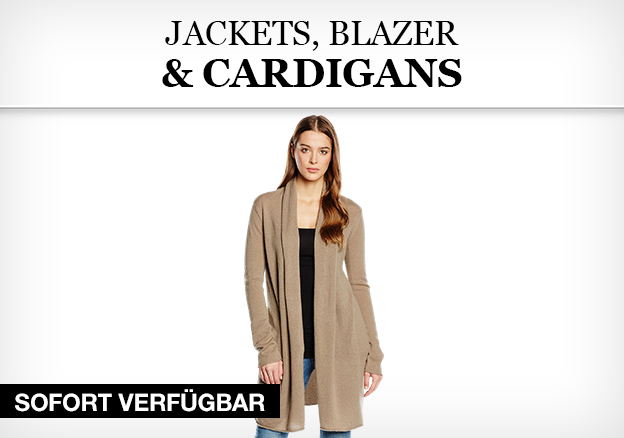 Jackets, Blazer & Cardigans