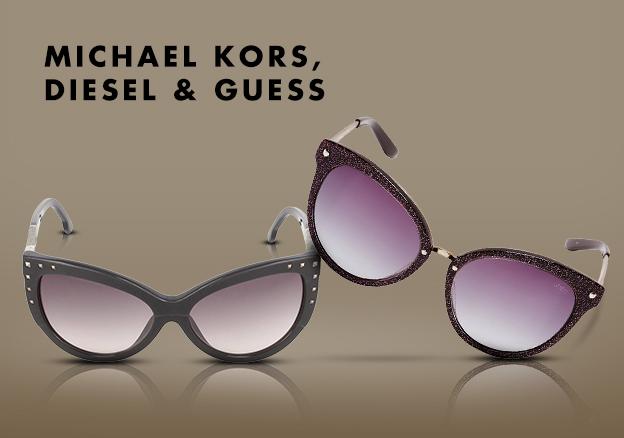 Michael Kors, Diesel & Guess