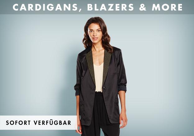 Cardigans, Blazer & More!