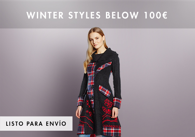 Winter Styles below 100€ up to -71%!