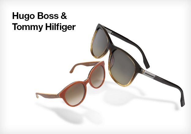 Hugo Boss & Tommy Hilfiger